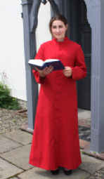 Adult Single Breasted Choir Cassock